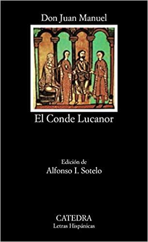 El conde Lucanor de Don Juan Manuel en el Siglo XIV