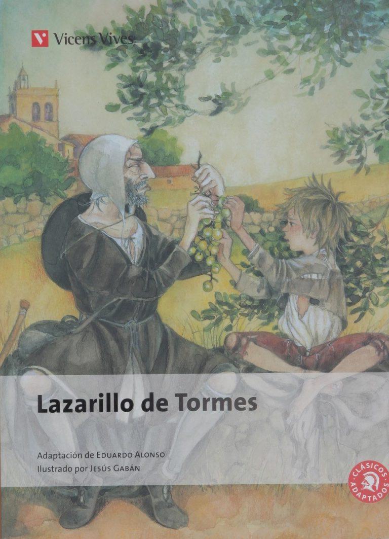 libro El Lazarillo De Tormes (Clásicos Adaptados)