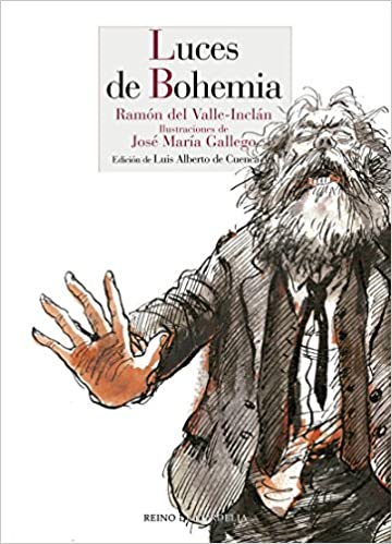 libro Luces de Bohemia, de Ramón María del Valle Inclán