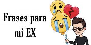 frases para mi ex