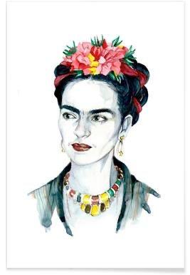 ¿Por qué es famosa Frida?