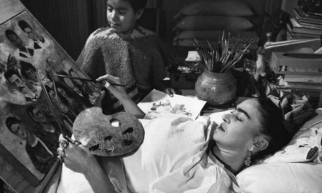En 1925 Frida Kahlo sufrió un terrible accidente
