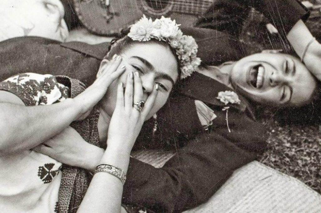 Frida Kahlo y Chavela Vargas un romance entre metáforas, tabaco y pinceles