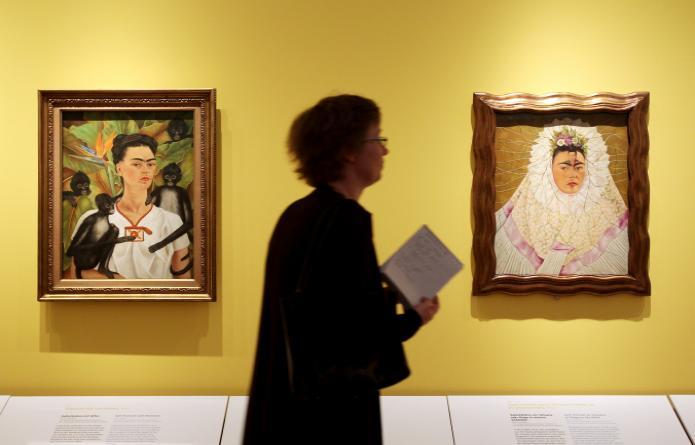 Primer cuadro mexicano en el Museo del Louvre