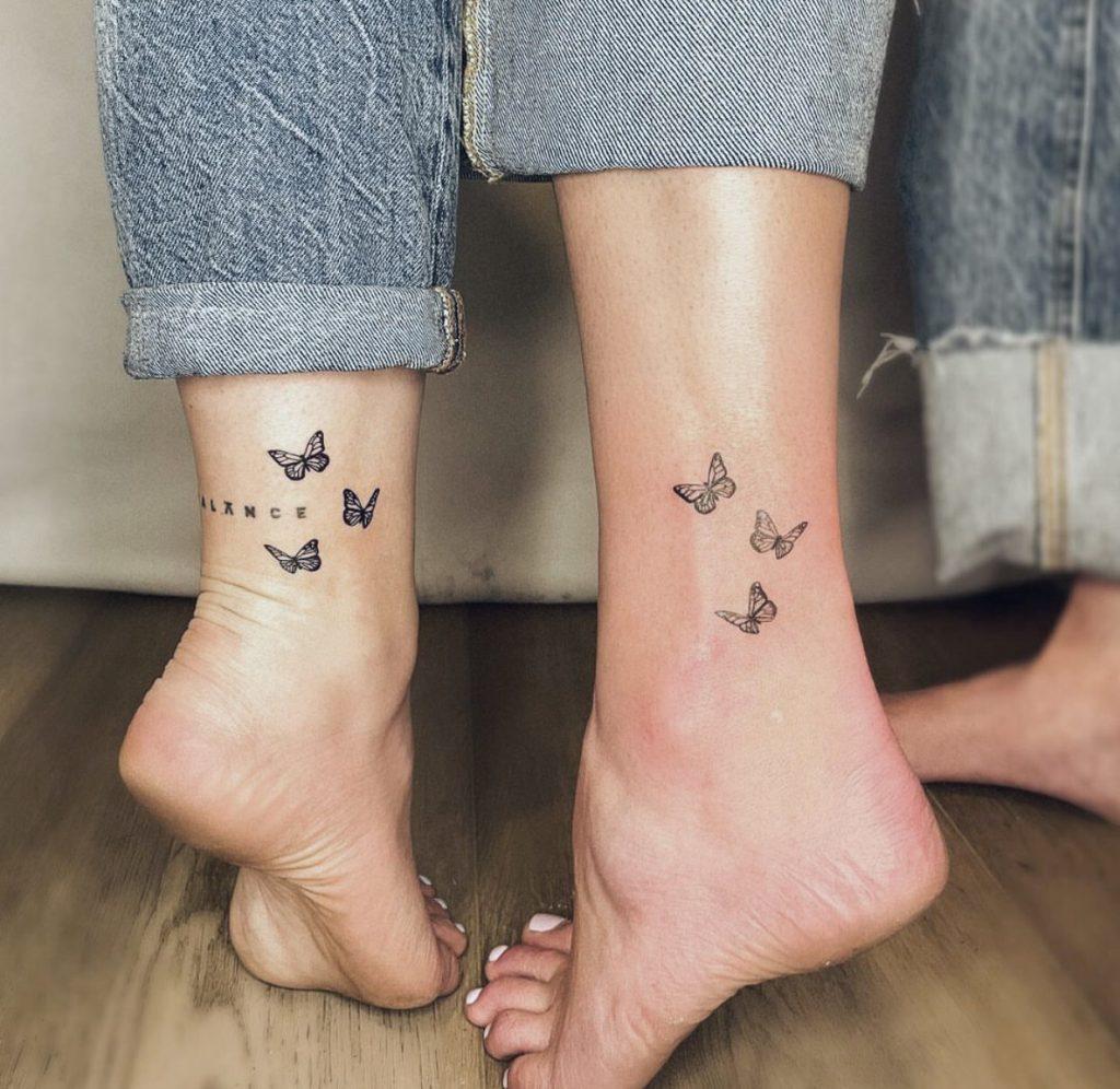 significado de tatuarse mariposas - tatuajes mariposas pequenas - tatuaje mariposa minimalista- tatuaje mariposa minimalista- Significado de los tatuajes de mariposas - tatuajes de mariposas -