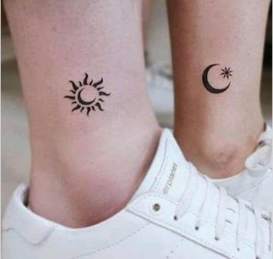 ¿Que me puedo tatuar con mi mejor amigo? tatuajes para 3 amigas - tatuajes para amigas inseparables